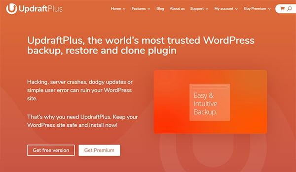 UpdraftPlus dễ sử dụng, cung cấp các cơ sở đáng tin cậy để chuyển trang Web.