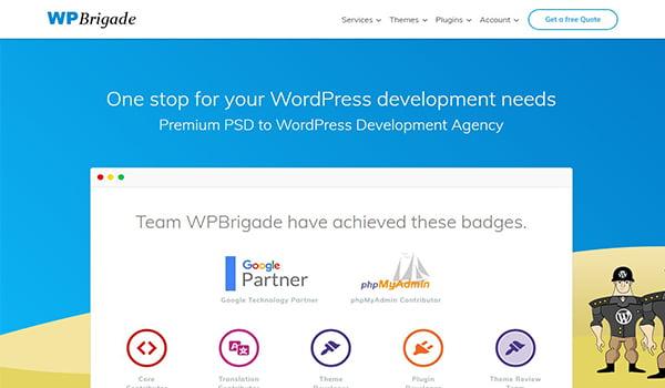 WP Brigade – Social Share Buttons có nhiều tính năng phong phú.