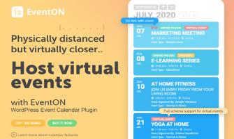 Khám phá ngay Top 7+ Plugin tạo sự kiện tốt nhất cho WordPress