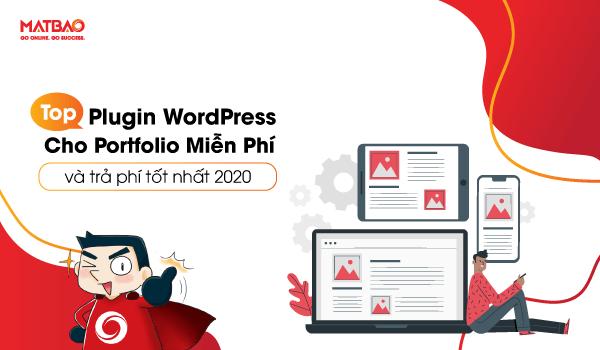 plugin wordpress cho porfolio