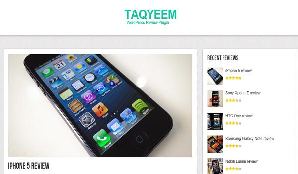 Taqyeem có mức giá cạnh tranh và được tích hợp nhiều tính năng.