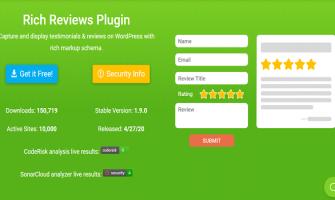 Top 7+ Plugin WordPress Đánh Giá Giúp Website Lên Hạng Nhanh Hơn