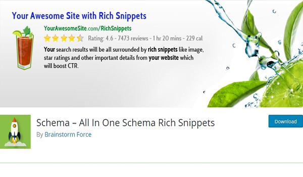 Schema là một công cụ để đánh dấu lược đồ trên trang WordPress