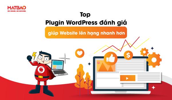 Top plugin wordpress đánh giá