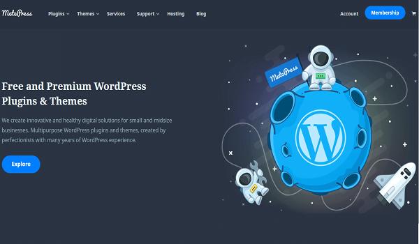 Plugin này cung cấp Trình tạo trang tương thích với bất kỳ chủ đề WordPress nào.
