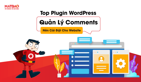 Plugin WordPress Quản Lý Comments