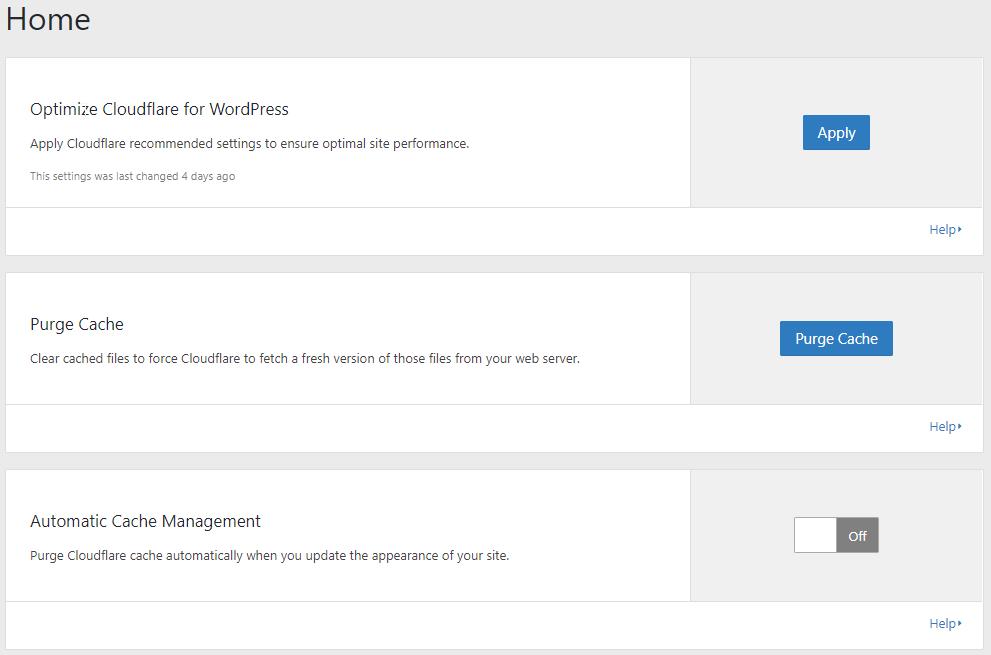 Hướng dẫn kết nối CloudFlare với Website WordPress