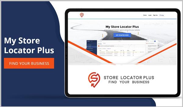 Store Locator Plus cho phép bạn thiết lập bản đồ dễ dàng mà không cần biết lập trình.