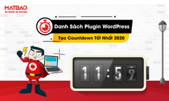 Top 7+ Plugin WordPress tạo Countdown tốt nhất 2020