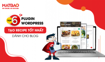 Top 6+ Plugin WordPress tạo Recipe tốt nhất dành cho Blog Ẩm Thực