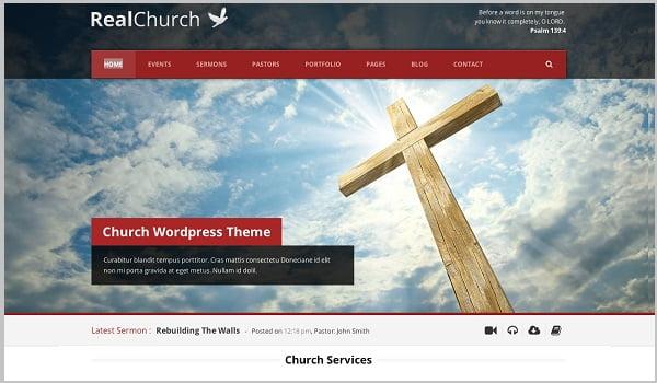 Với Real Church, bạn có thể đăng các loại bài viết có Video, tệp đính kèm và cả PDF.