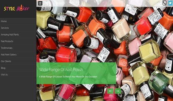 StyleMaker mang đến cho bạn trải nghiệm tuyệt vời khi đăng nhập vào Web.