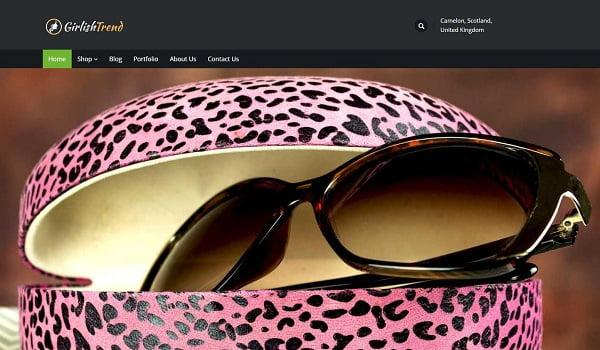 GirlishTrend là một trong những Themes WordPress Shop thời trang thịnh hành.