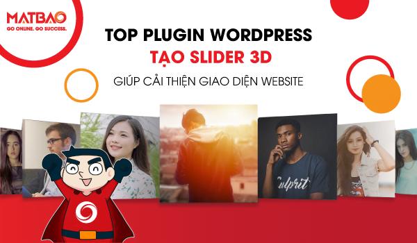 Top Plugin WordPress tạo Slider 3D