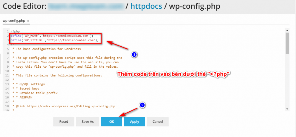 "Khắc phục lỗi ""ERR_TOO_MANY_REDIRECTS"" cho website WordPress"