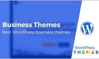 Top 10 Theme WordPress Cho Doanh Nghiệp Tối Ưu Nhất