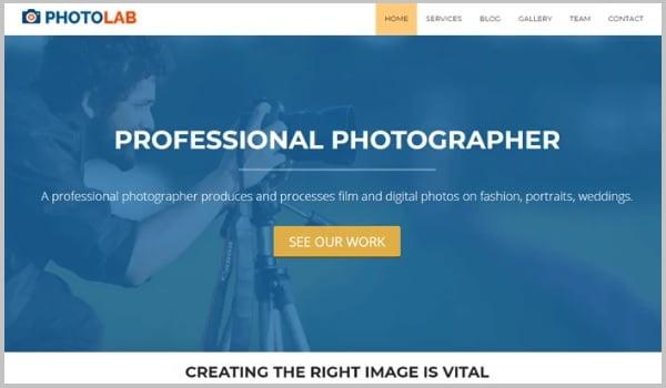 theme photo lab