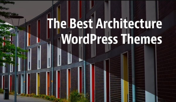top 8 theme wordpress kiến trúc