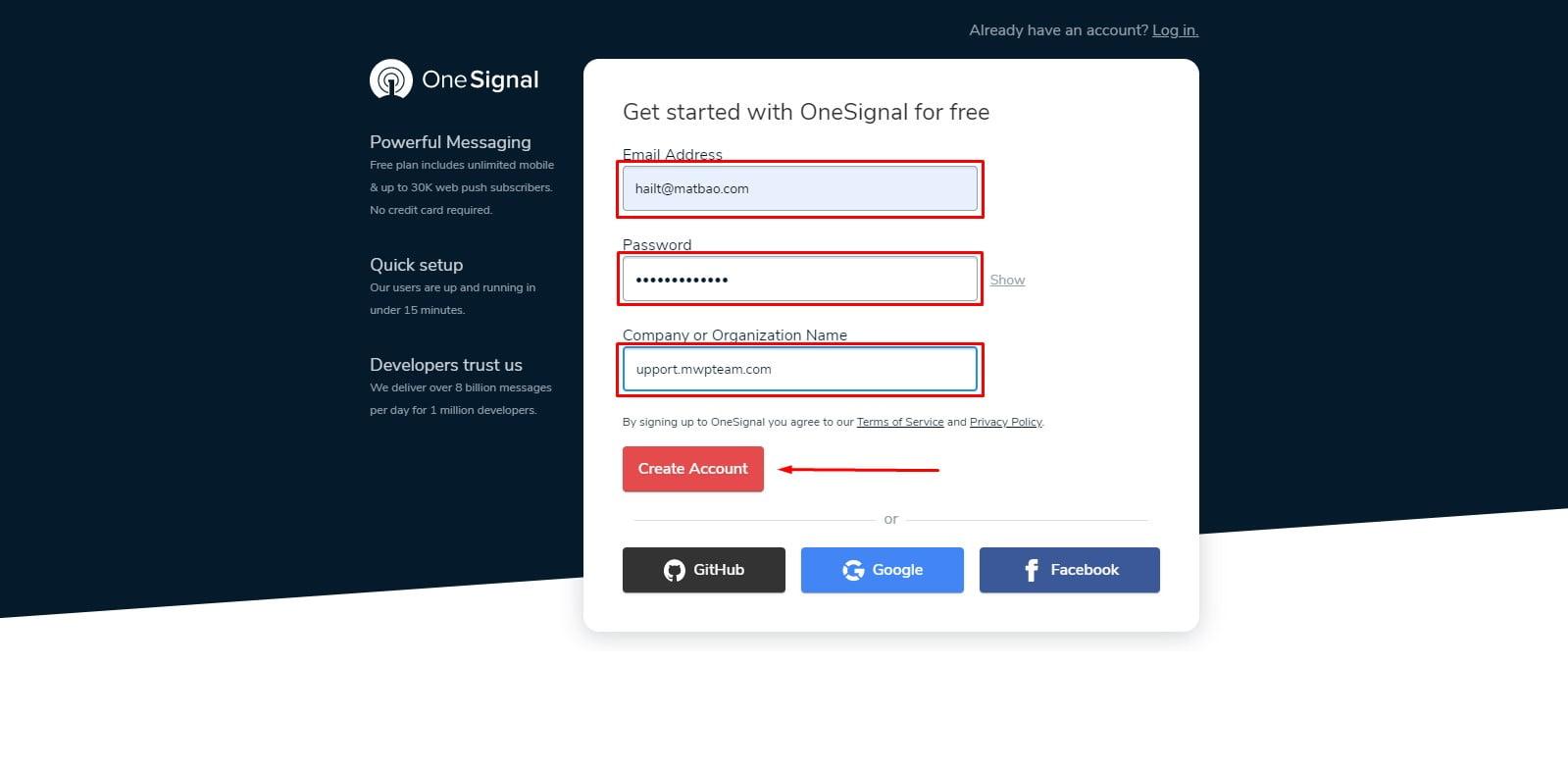 09 - Hướng dẫn cài đặt thông báo đẩy OneSignal cho WordPress từ A tới Z - Trung tâm hỗ trợ kỹ thuật