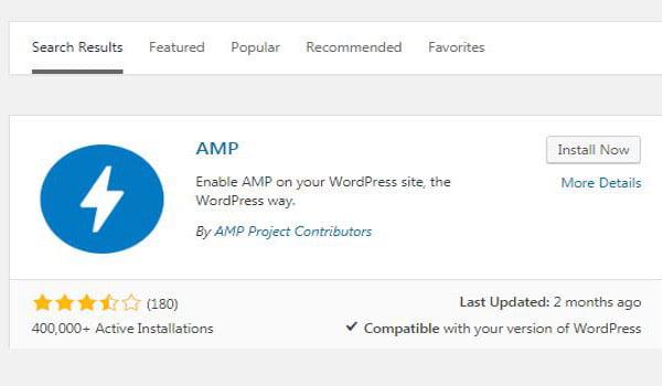 Cách mở Website dạng AMP trên Chrome