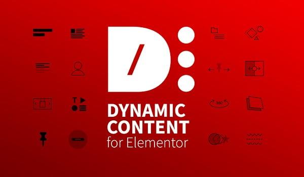 Hướng Dẫn Sử Dụng Dynamic Content Trong Elementor