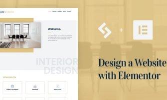 Hướng Dẫn Sử Dụng Tính Năng Design Của Elementor