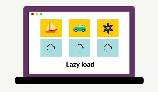 Sử dụng tính năng Lazy Load