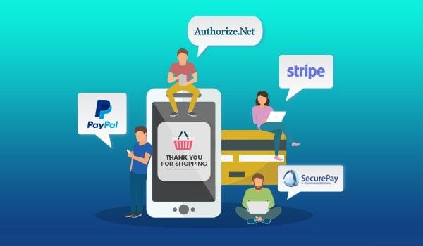 so sánh phương thức thanh toán của Shopify và WooCommerce