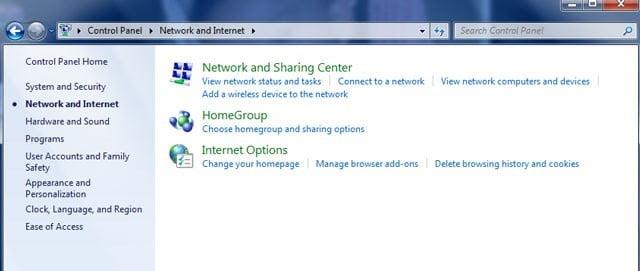 Tìm địa chỉ IP của máy tính khác qua Home Network