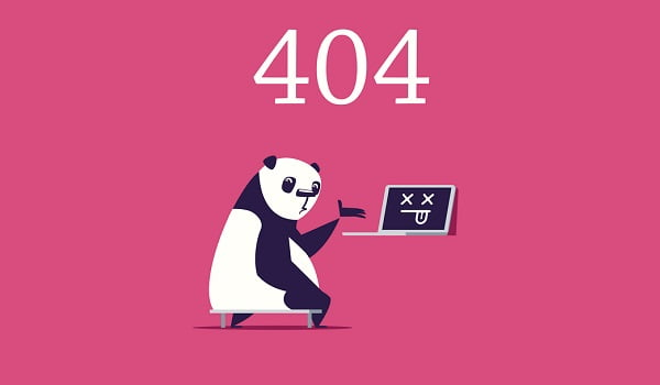 Cách sửa thông báo lỗi không tìm thấy trang hoặc trang 404