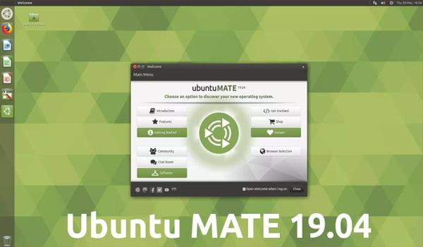 Ubuntu Mate là gì