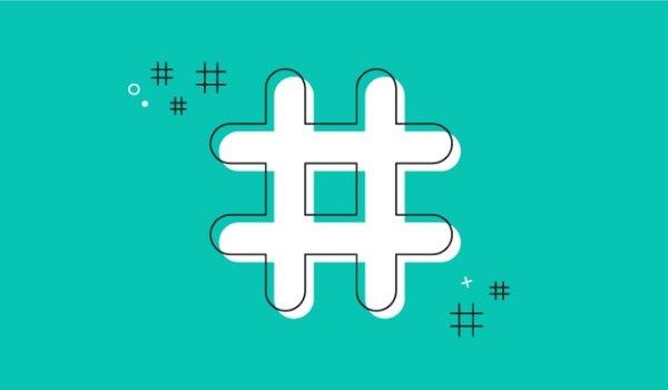 Quảng cáo với hashtag