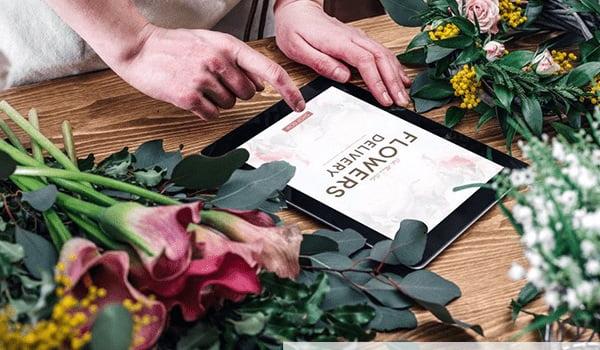 Nếu bạn yêu hoa, hãy thử sức với ý tưởng kinh doanh hoa tươi Online.