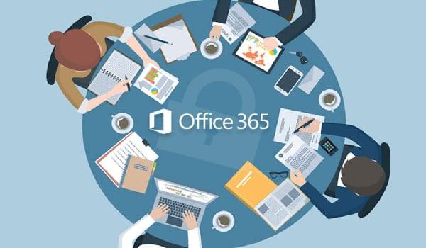 Doanh nghiệp có thể kết hợp sử dụng Office 365 để góp phần tăng hiệu suất công việc