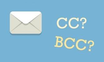 CC Trong Email Là Gì? Cách Phân Biệt Và Sử Dụng CC – BCC?