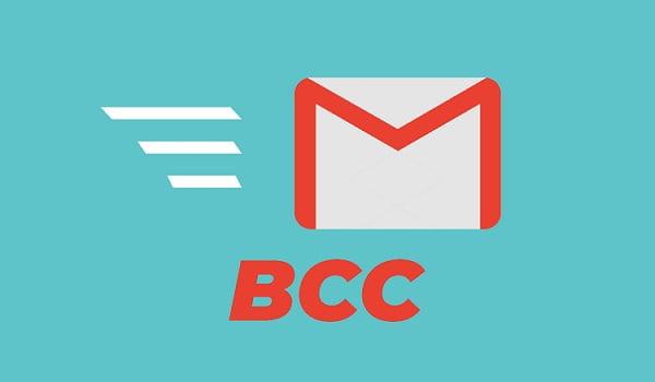 Tính năng BCC giúp bảo mật địa chỉ của những người trong danh sách được nhận thư