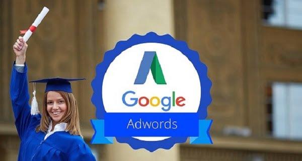 Chứng chỉ Google Adwords được sử dụng toàn cầu