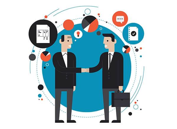 Tạo được sự uy tín và tìm kiếm được nhiều đối tác trong công việc