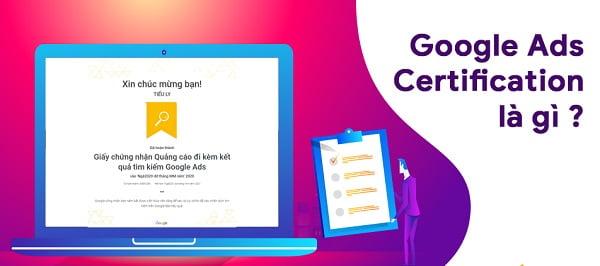 Bạn có thể đính kèm giấy chứng nhận Google với CV xin việc
