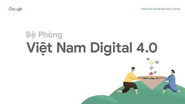 Chương trình bệ phóng Việt Nam Digital 4.0