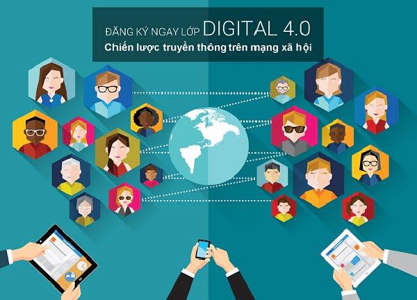 Chiến lược tiếp thị truyền thông số 4.0